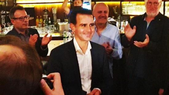Claudio Provenzano gewinnt die Bürgermeisterwahl