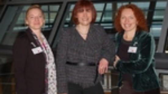 Gleichstellungsbeauftragte + Caren Marks